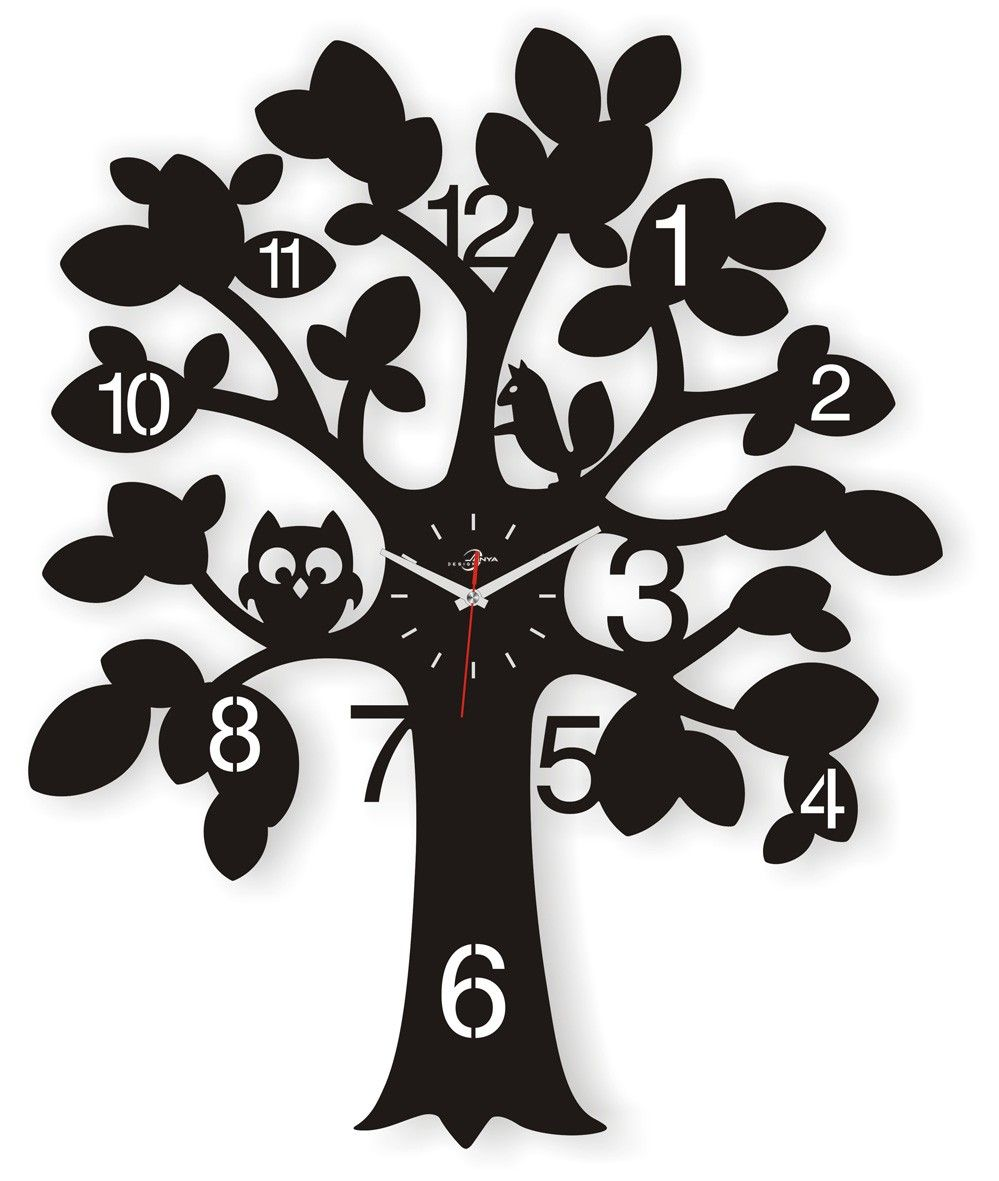 Janya Design Owl and Racoon In Tree Wrought Iron Wall ...