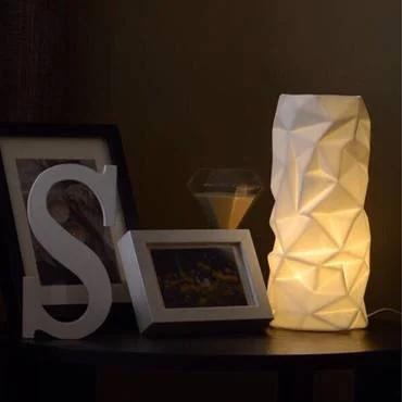 اواني وصواني Deem Home Novelty Lamp Lamp Paper Lamp