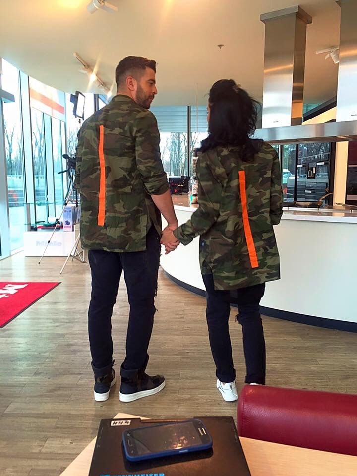 Matching couple outfit.love to do that with my babe! | Me ...