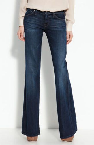 $198 NWT Mother Denim The Wilder Flare in Love Potion No. 9 Size 26 x 34 NEW in Clothing, Shoes & Accessories, Women's Clothing, Jeans   eBay