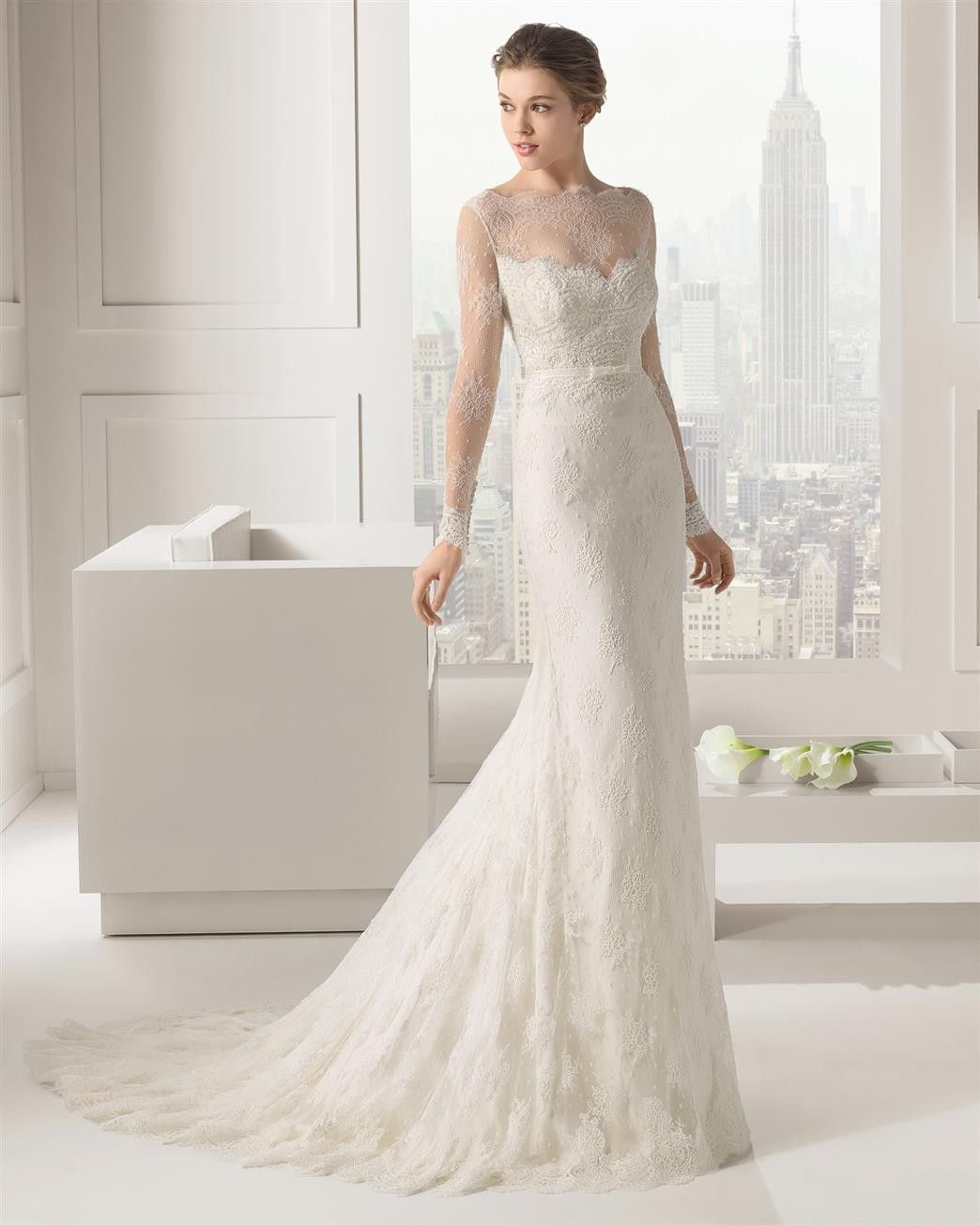 20 Best Hollywood Wedding Dress with Lace Train   Glamourous ...