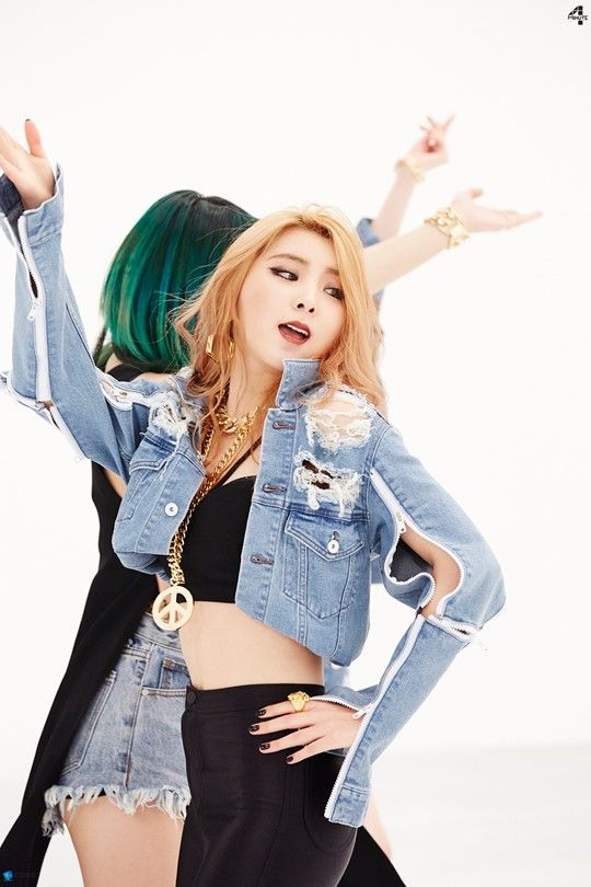 4minute - Sohyun - Crazy | Sohyun | 4minute, Jackets, Denim skirt
