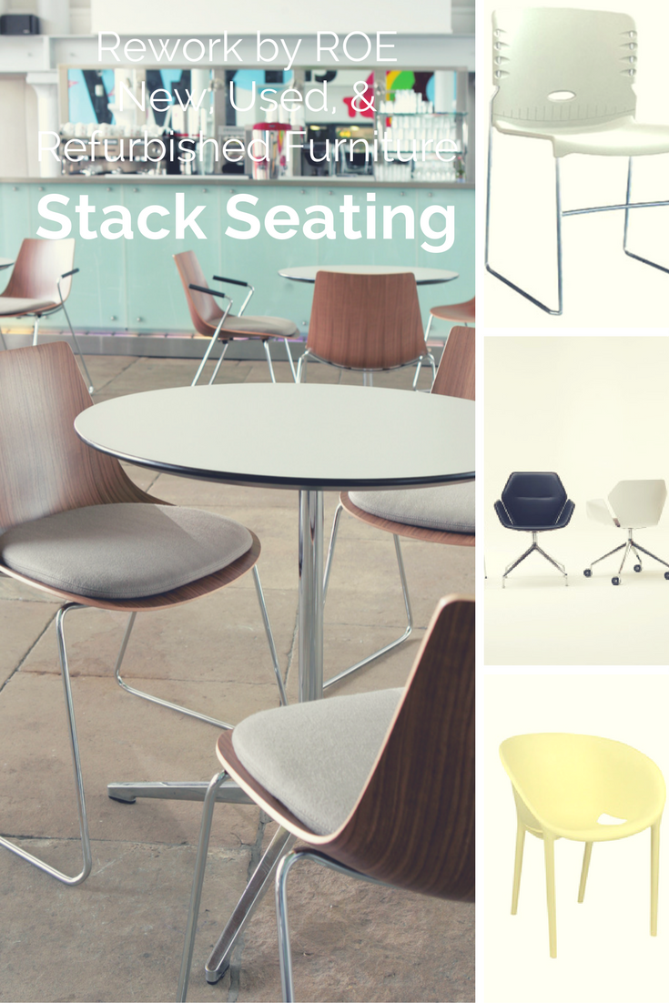 Allermuir A802 Curve Stack Chair Used Stack Seating Pinterest
