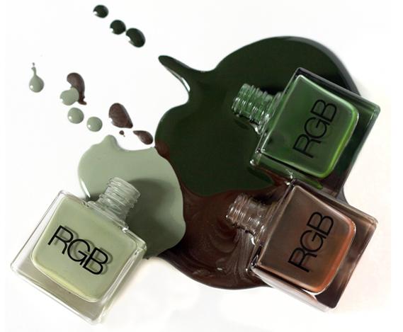 RGB fall nail color Natural nail care, Fall nail colors