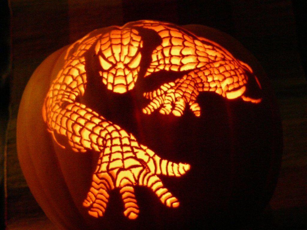 Fighting game pumpkin carvings #6 | Halloween | Pinterest ...
