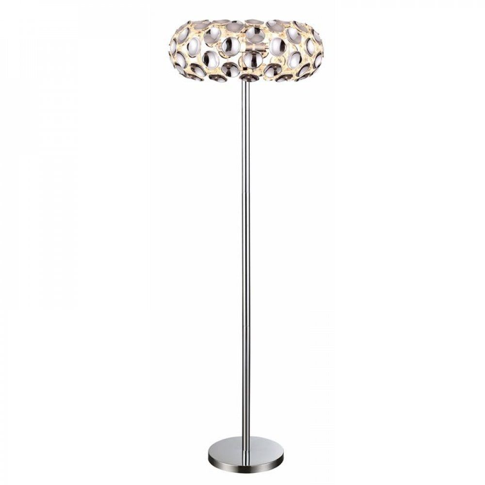 Rattan Stehleuchte Stehlampe Brauner Schirm Stehlampe Modern Led