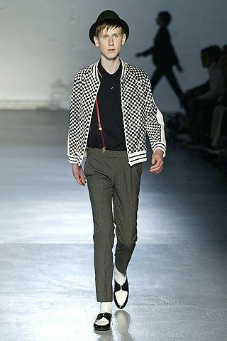 Dior Homme, Look #9