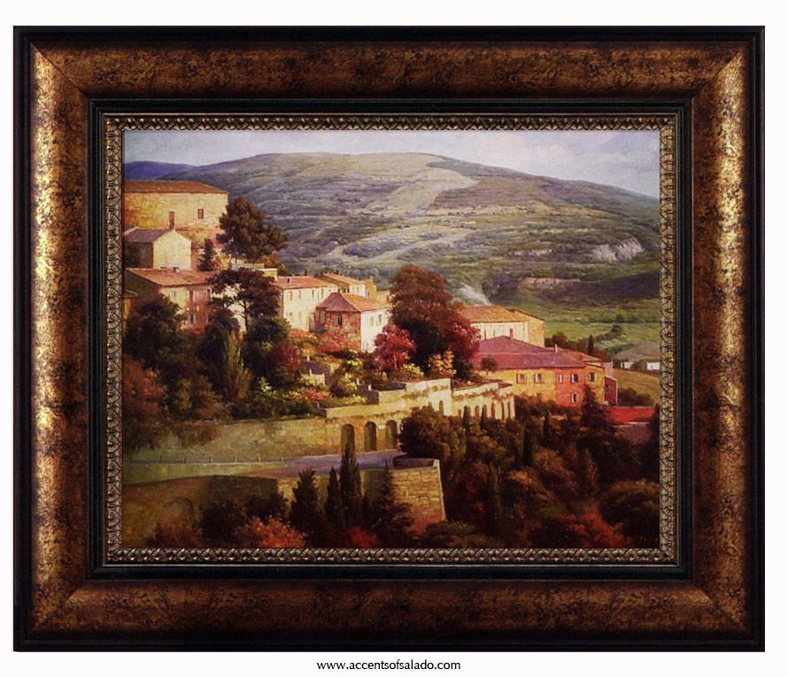 Room Tuscan Wall Art