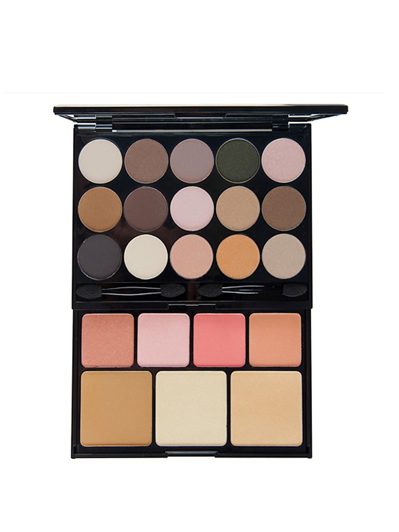 NYX Make up Set - Butt Naked- Turn The Other Cheek   littlewoodsireland.ie