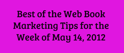Here's a look back at some of the top book marketing Tweets from the past week, courtesy of bloggers, marketers, authors and others. The topics include how to hook your readers, rethinking author tours, why some indie authors are successful (and others aren't), and much more. Happy marketing!