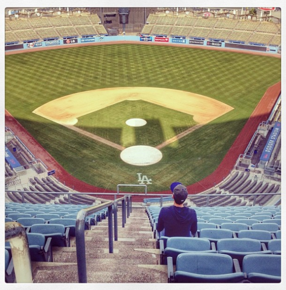 A Post With 17 Photos That Ll Make You Want To Move To L A Dodger Stadium Photo Dodgers