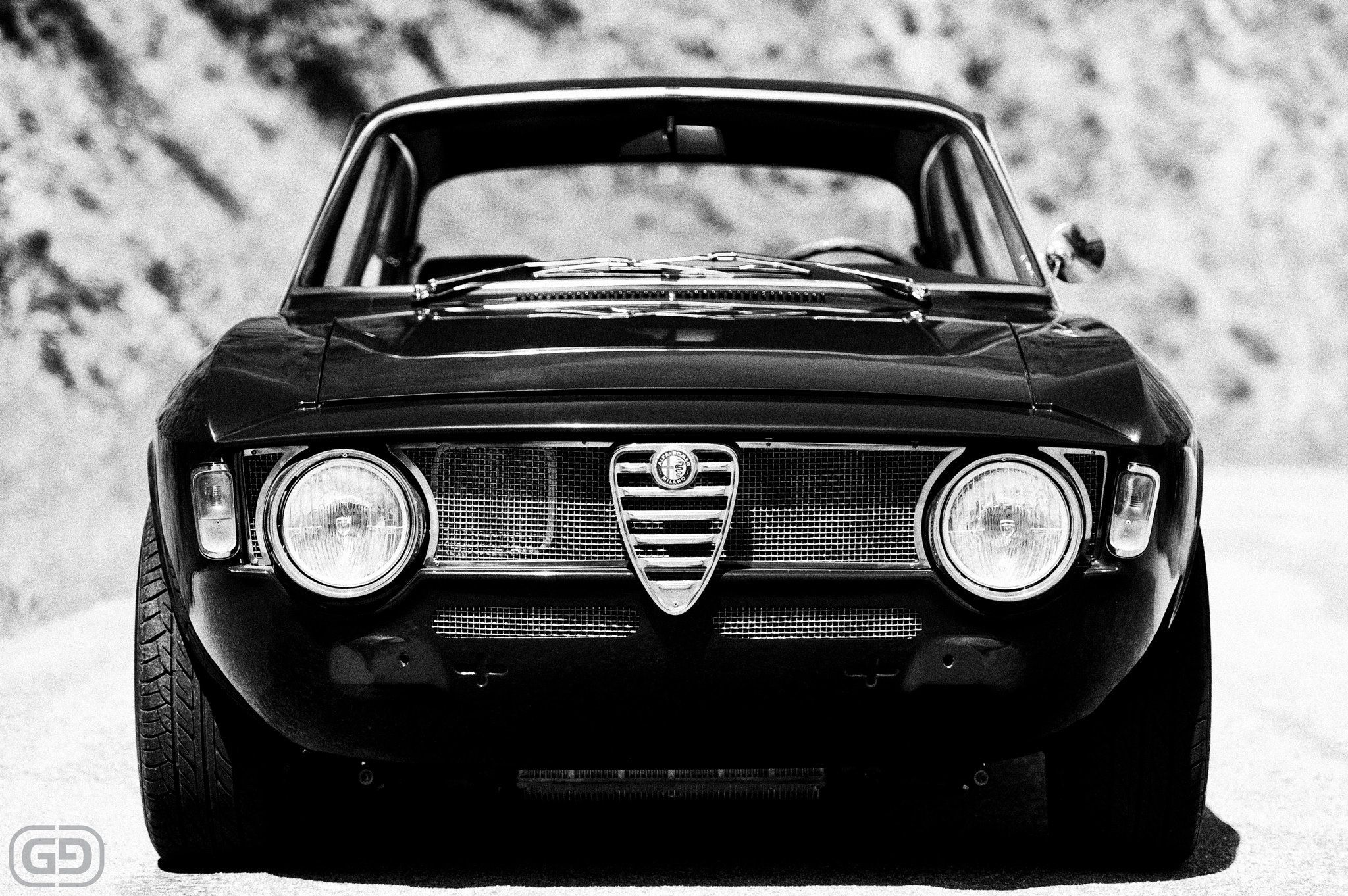 1967 Alfa Romero Guilia Sprint GT Veloce ©Gamma Nine Photography I had this car in college..Cool isn't it!