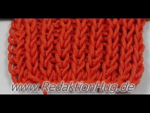 Stricken Patentmuster Einfach Mit Rechten Patentmaschen Veronika Hug Crochet Videos Tutorials Crochet Videos Knitting Videos