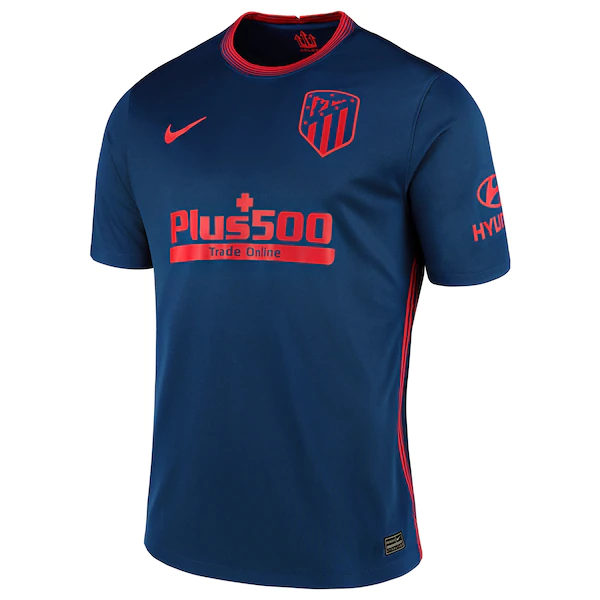 Atlético Madrid Nike 2020-21 Football Kits — SuperFanatix.com ...