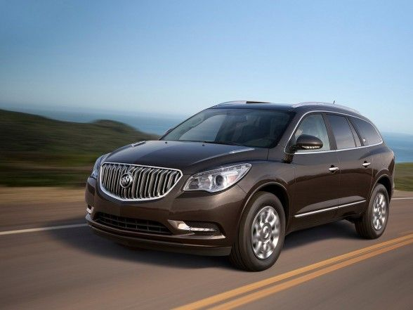 2013 Buick Enclave Buick Enclave Buick New Cars
