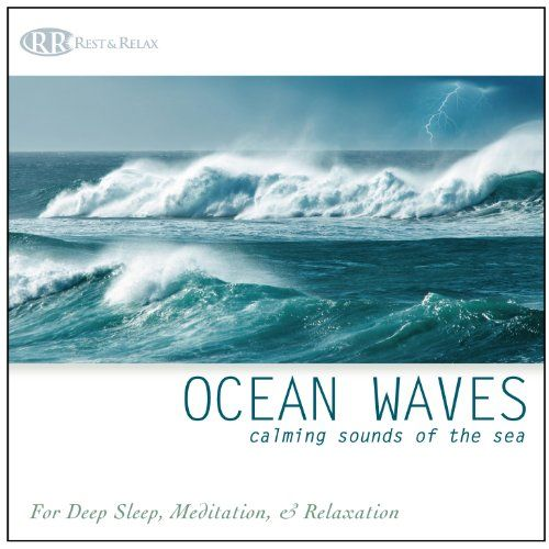 Ocean Waves: Calming Sounds of the Sea (Nature sounds, Deep Sleep Music, Meditation, Relaxation Ocean Sounds) Ocean Waves http://www.amazon.com/dp/B003QUP6WI/ref=cm_sw_r_pi_dp_EuA7vb1YSCF4Y