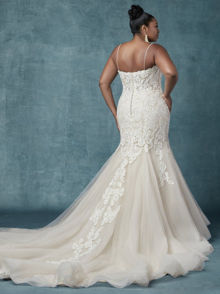 Alistaire Lynette By Maggie Sottero Wedding Dresses And Accessories Fit And Flare Wedding Dress Sottero Wedding Dress Wedding Dresses Lace [ 1024 x 768 Pixel ]
