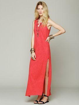 773fa7f378a6 ShopStyle.com: We The Free Straight Column Maxi $29.95 | My Style ...
