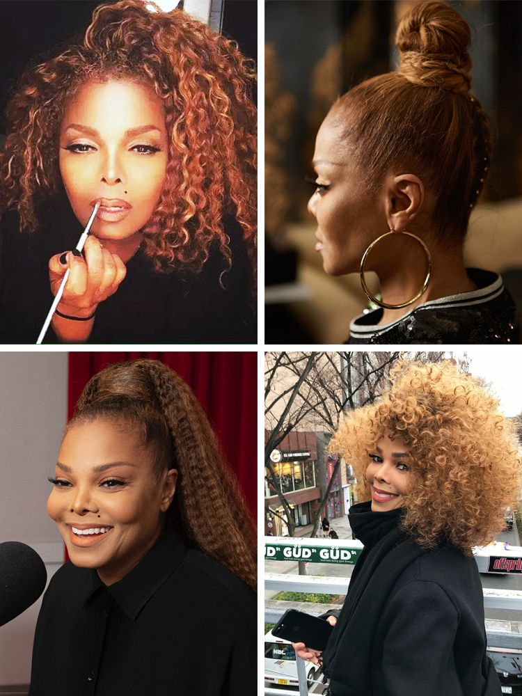 50 Hottest Black Celebrity Hairstyles You Can Copy New Natural Hairstyles Celebrity Hairstyles Kids Hairstyles Hair Styles