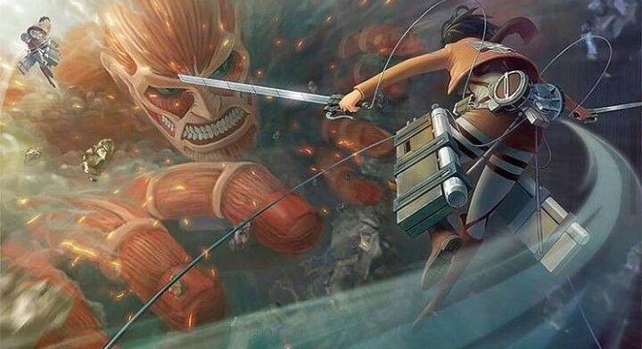 Pin By Lati10 On Attack On Titan Pinterest