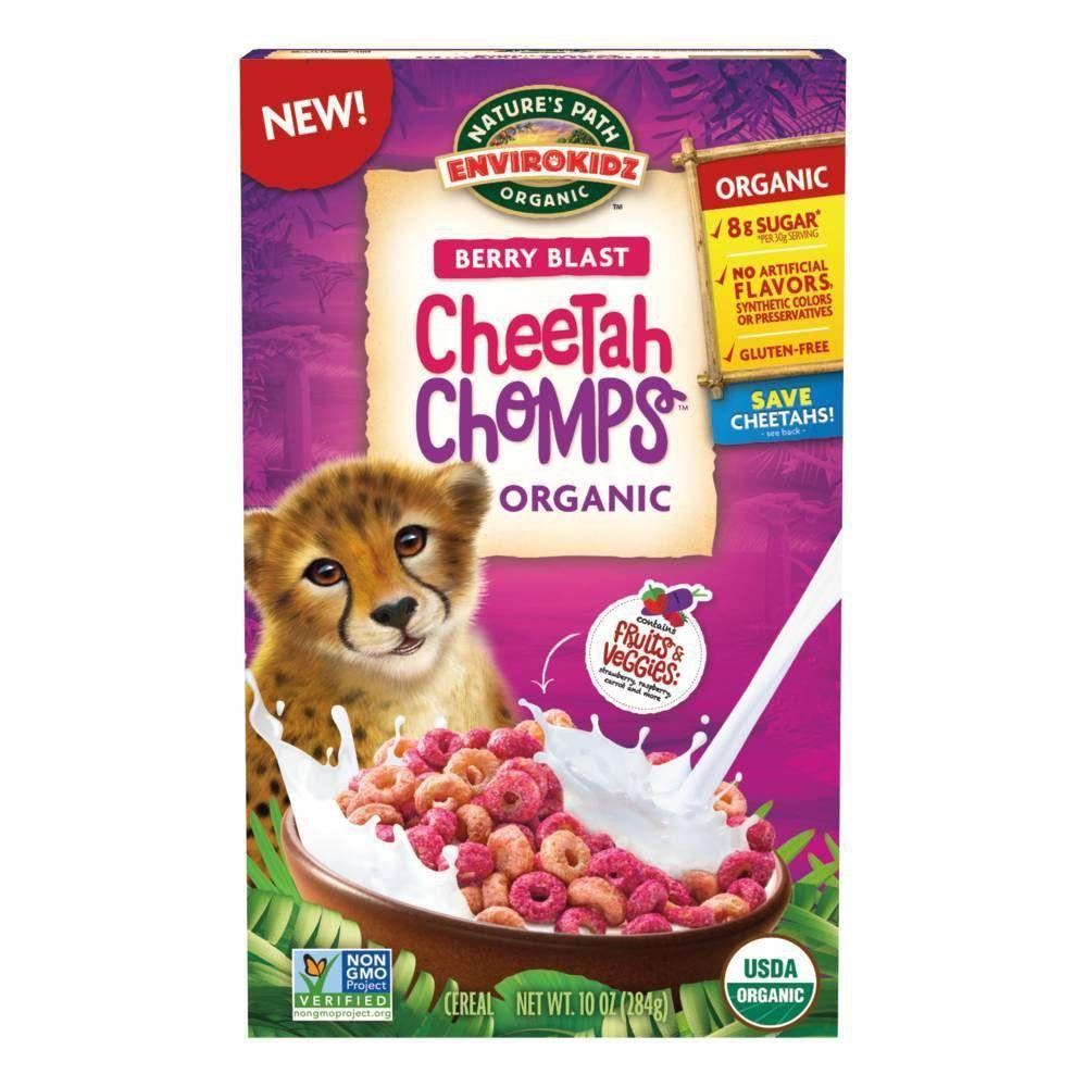 Nature's Path Envirokids Organic Cheetah Chomps Breakfast