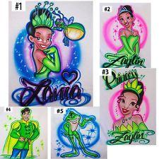 737a13d742a Airbrush Designs Disney Princesses