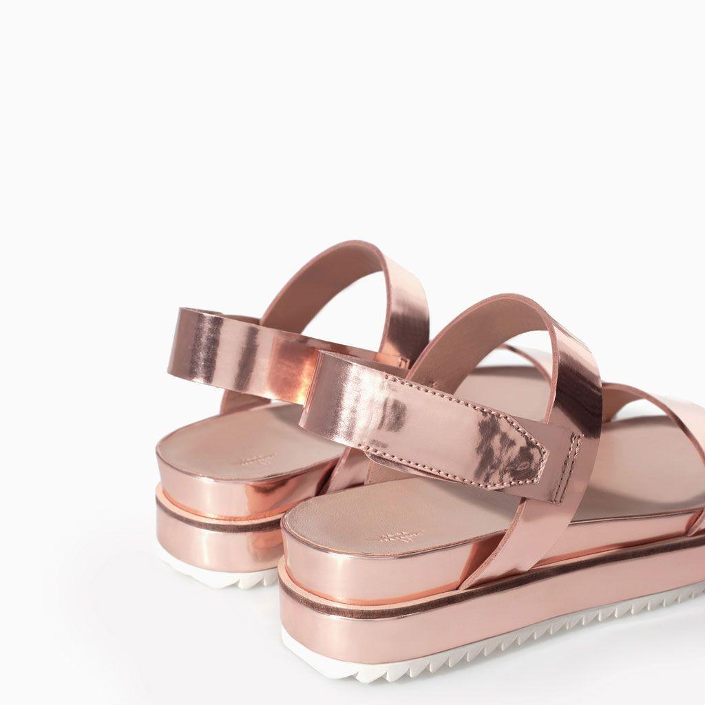 df1cee99 Ugly Shoes en Zara Huaraches De Moda, Zapatos Cómodos, Sandalias Plataforma,  Moda Online