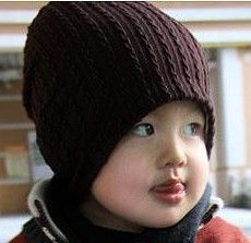 Baby Knitted Hats - Thick Warmer