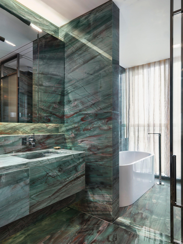 Bano Lujo Marmol Bath Luxury Bathroom Design Luxury Marble
