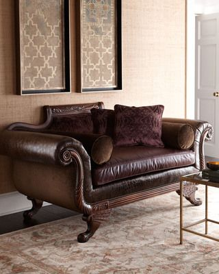 Uncover Savings For Living Room Furniture Furniture Leather Settees Settee