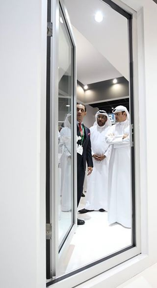 Highlights from   the  Windows, Doors and Facades Show 2016