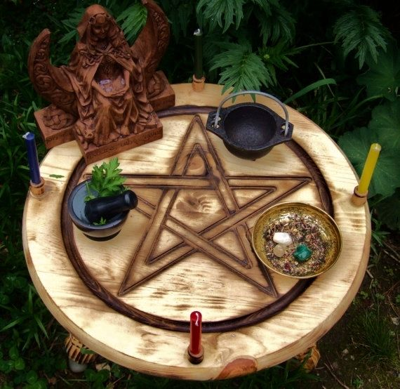 pagan altars - Google Search