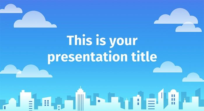 35 Best Free Google Slides Themes 2018 Free Google Slides