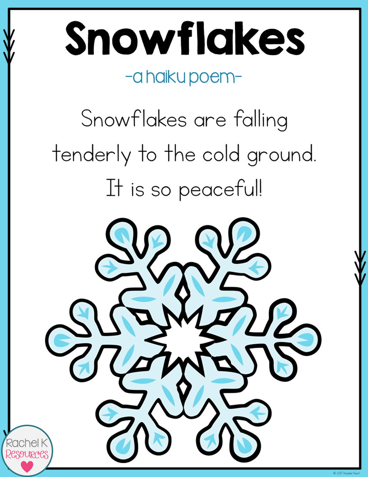 Students Can Practice Their Fluency While Reading These Winter Poems There Are 25 Original Poems Including Acrostic Ha Winter Poetry Haiku Poems Winter Poems [ 1650 x 1275 Pixel ]