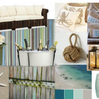 Fine Beach Decor Color Scheme Brought To You By Williams Group Of Largest Home Design Picture Inspirations Pitcheantrous