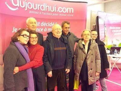 Salon du bien être-février 2012