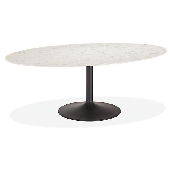 Room & Board - Julian 78w 48d 29h Oval Table