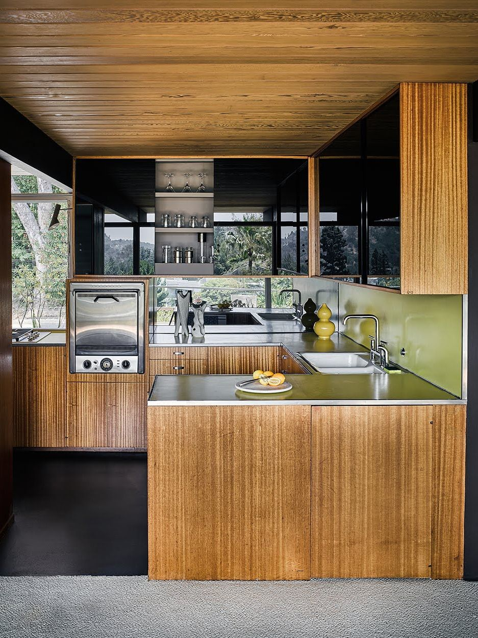 you can't go wrong with these 7 timeless kitchen cabinet