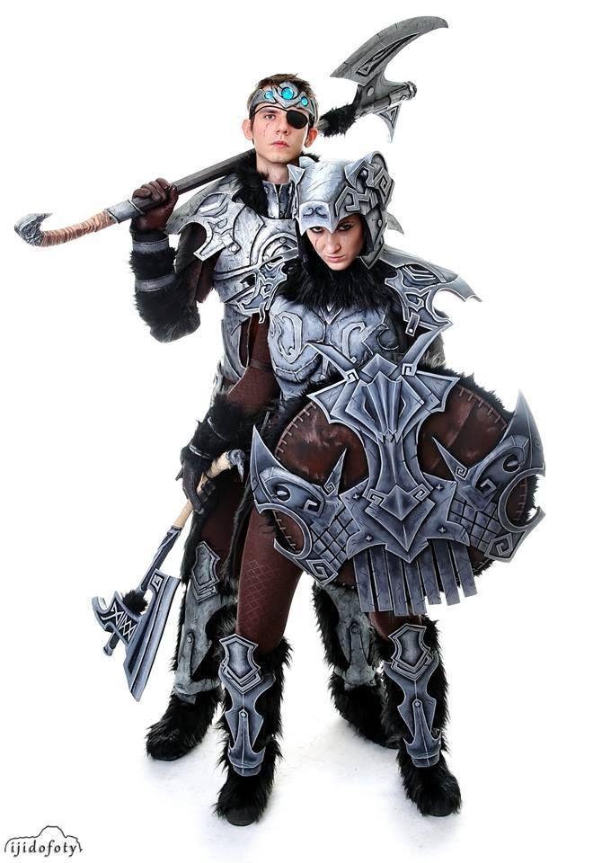 Skyrim cosplay on pinterest pins
