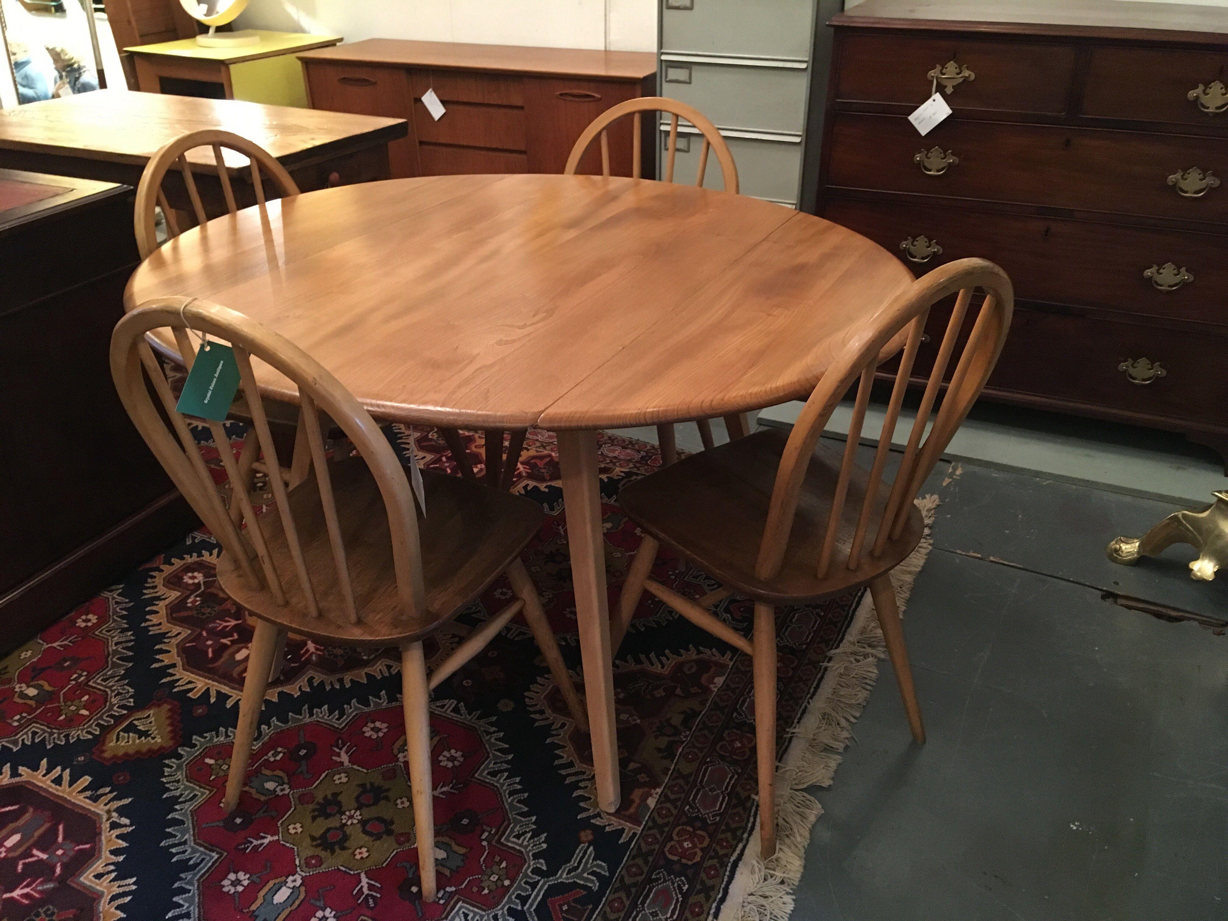 Ercol Bosco Dining Room Furniture Ebay Table Interiors