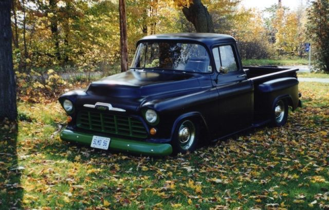 1956 Chevrolet Hotrod Pickup Classic Cars Brockville Kijiji