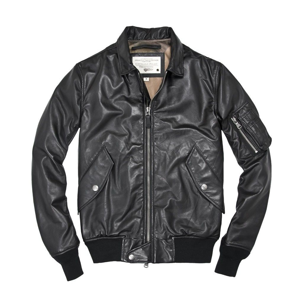 Flight Sniper Leather 86 Jackets M Jacket Y Jackets UBTEqgxw