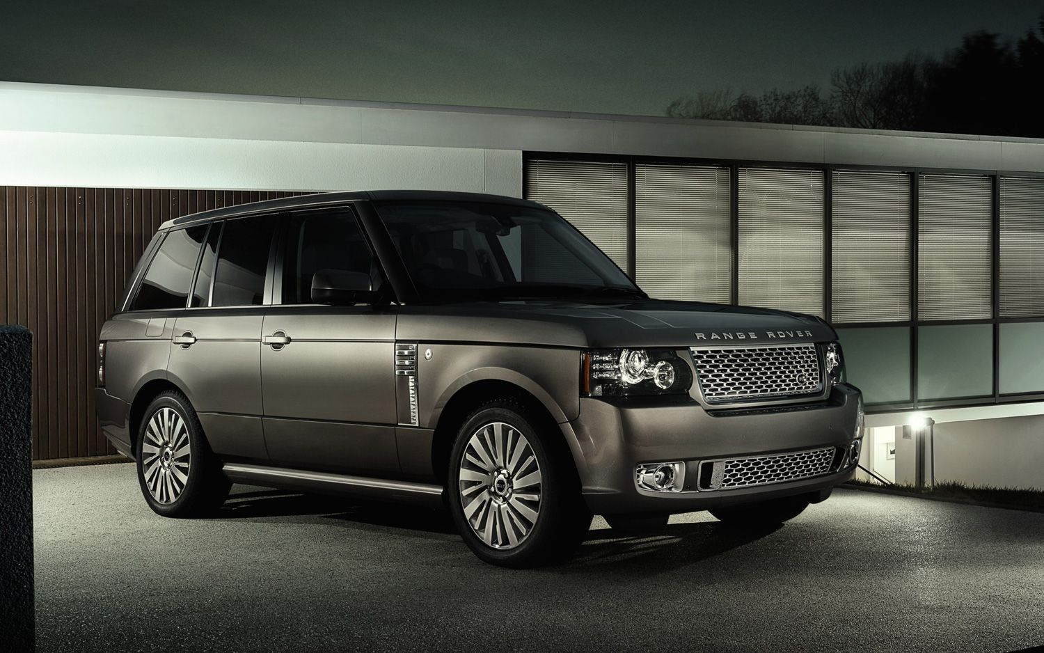 2012 Range Rover Autobiography Ultimate 2011 New York