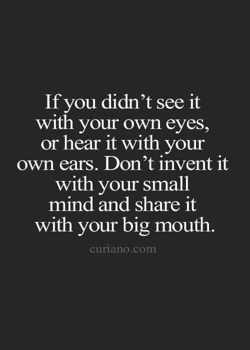 Hey Brandie This One Is For You And Your Son Your Stupid Idiot Son Thinks Your Family Deserves Respec Gossip Quotes Work Quotes Inspirational Work Quotes