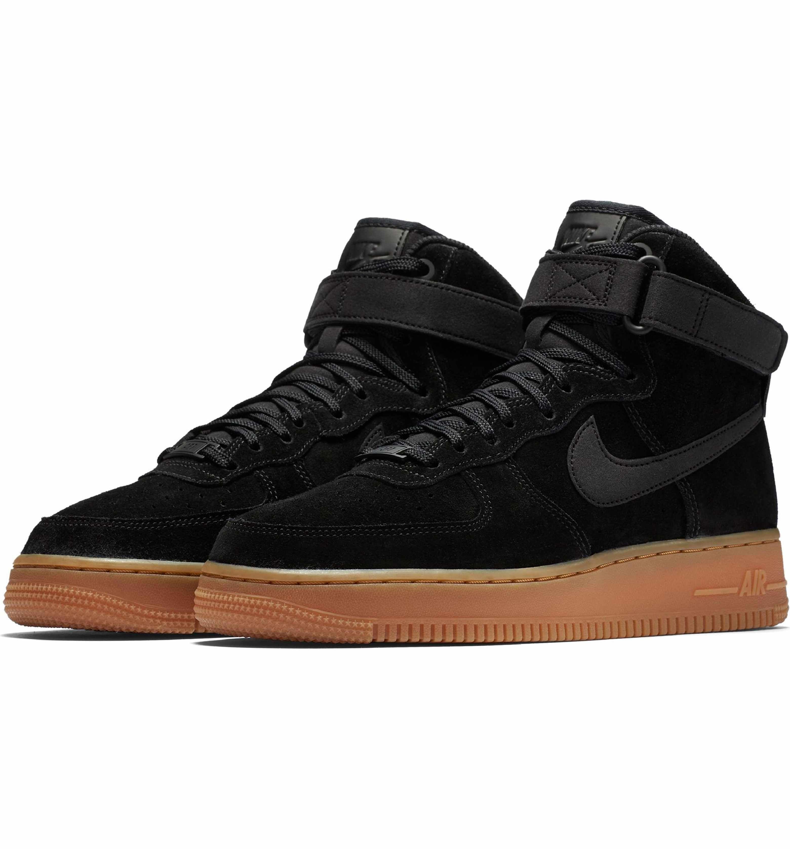 48ac39adf192 Main Image - Nike Air Force 1 High Top SE Sneaker (Women)