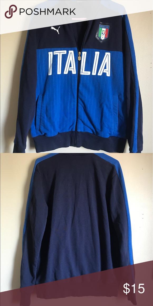 0d12adf4915c Men s Italian sweater size M PUMA Brand puma size M not sure if it s  women s or men s