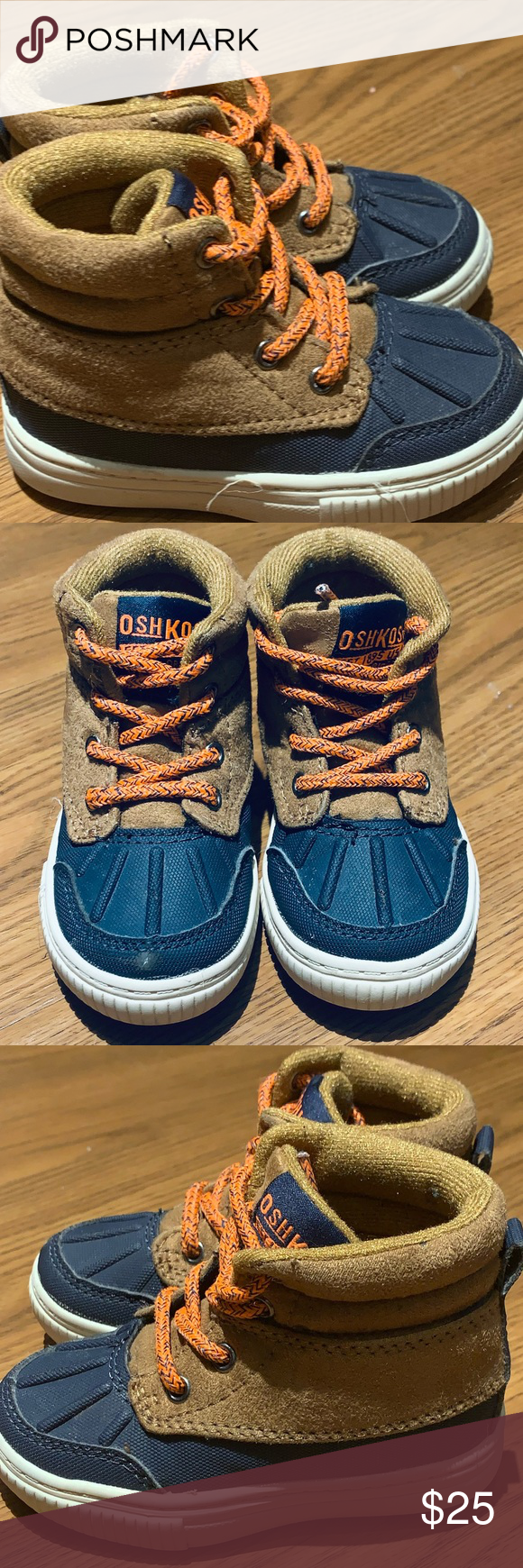 OshKosh Toddler Duck Boots, Size 5 Toddler duck boots