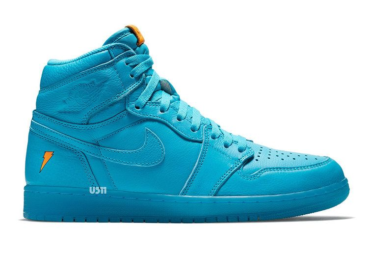 "9be7e07ae2ff Air Jordan 1 ""Blue Lagoon"" Gatorade Pack"