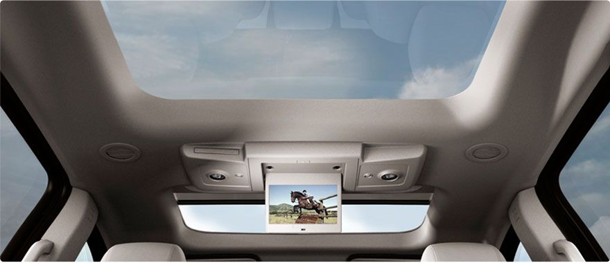 2012 Gmc Acadia Acadia Slt With Available Dual Skyscape Sunroof