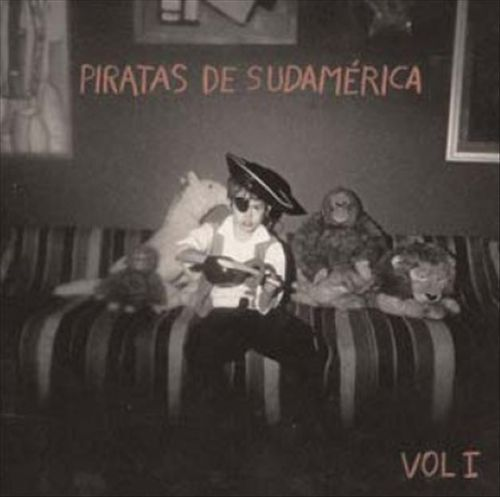 El Guincho - Piratas De Sudamérica, Vol. 1